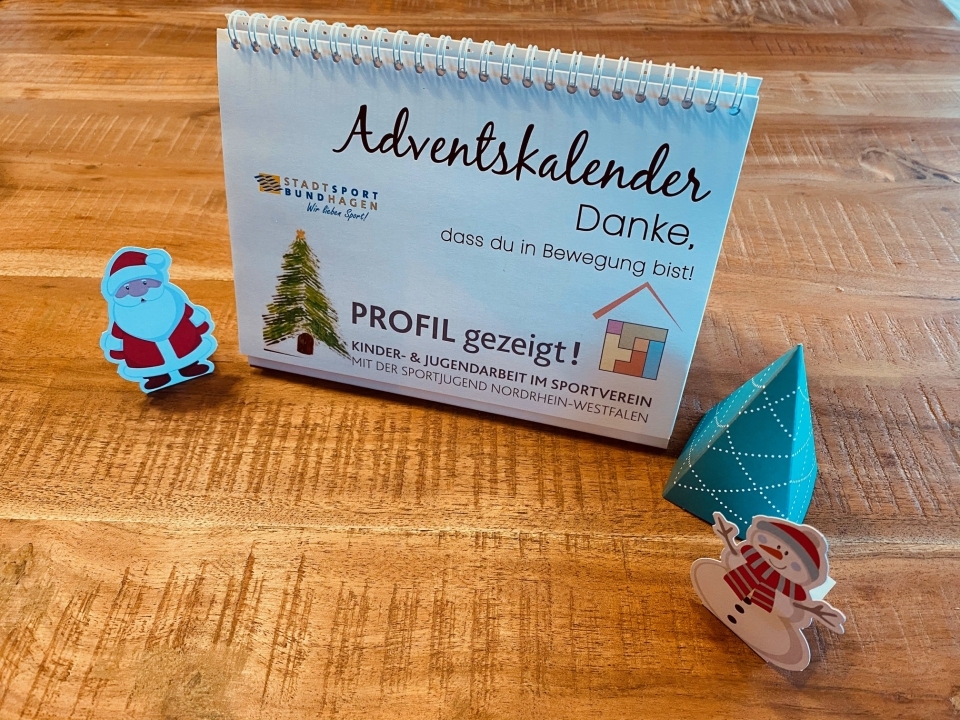 #trotzdemSPORT - Adventskalender